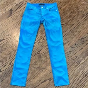 Juicy Jean Couture Jeans in Blue Pattern (size 25)